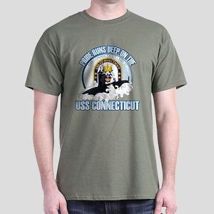 Pride Runs Deep [SSN 22] Dark T-Shirt